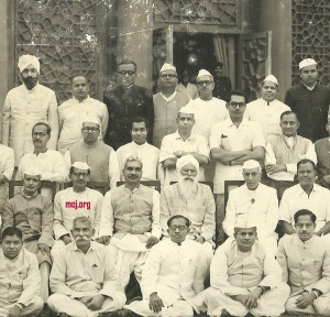 As Lok Sabha Finance Committee coordinator 1960