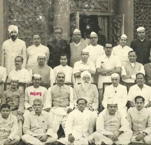 As Lok Sabha Finance Committee coordinator 1960