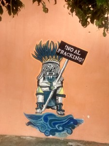Tlaloc - Indigenous God of water